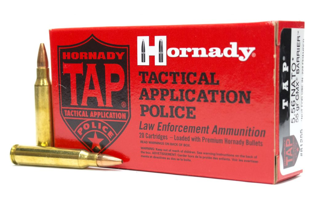 Hornady Law Enforcement GMX